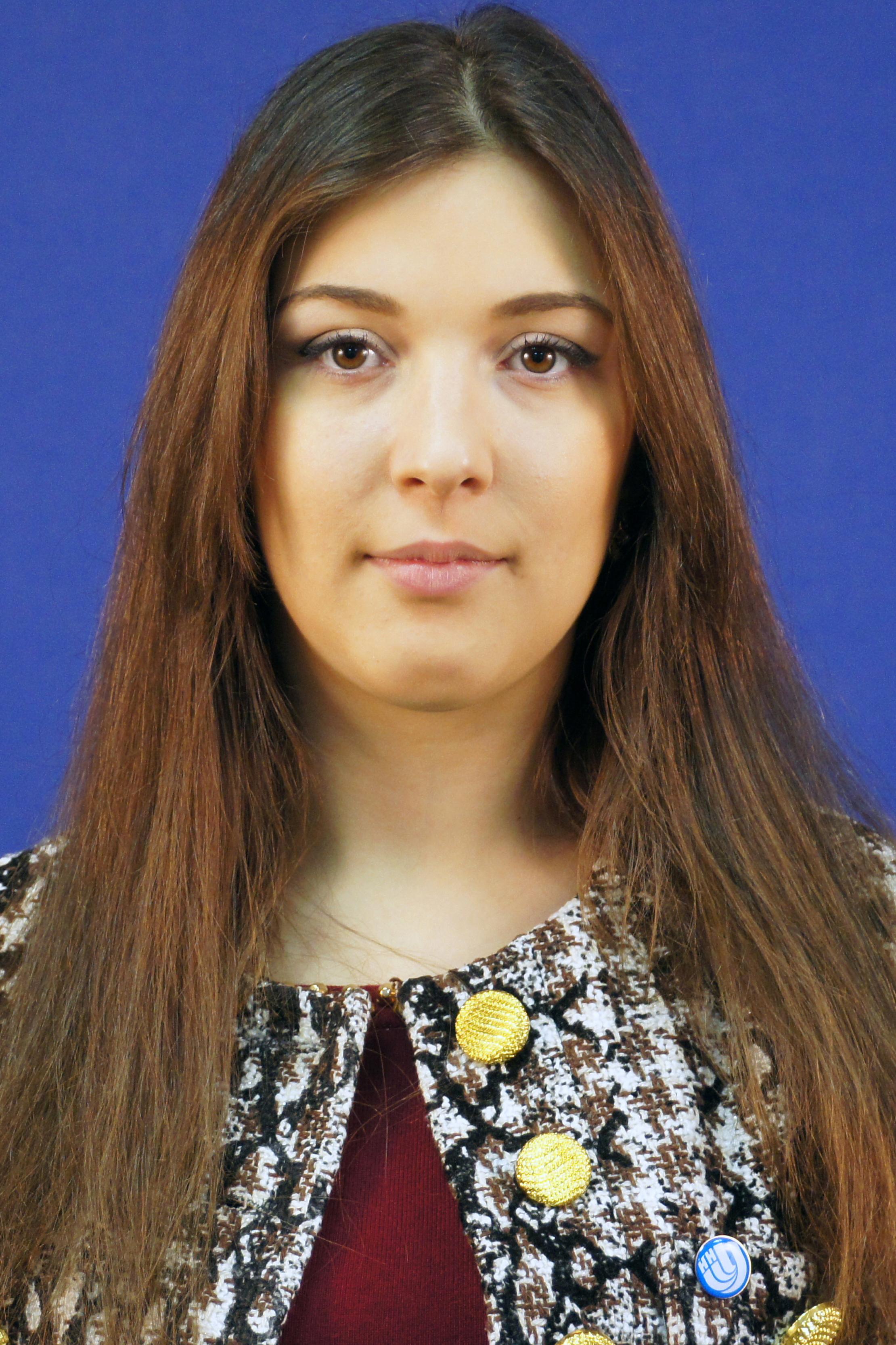 Авагян Элизабет Армановна