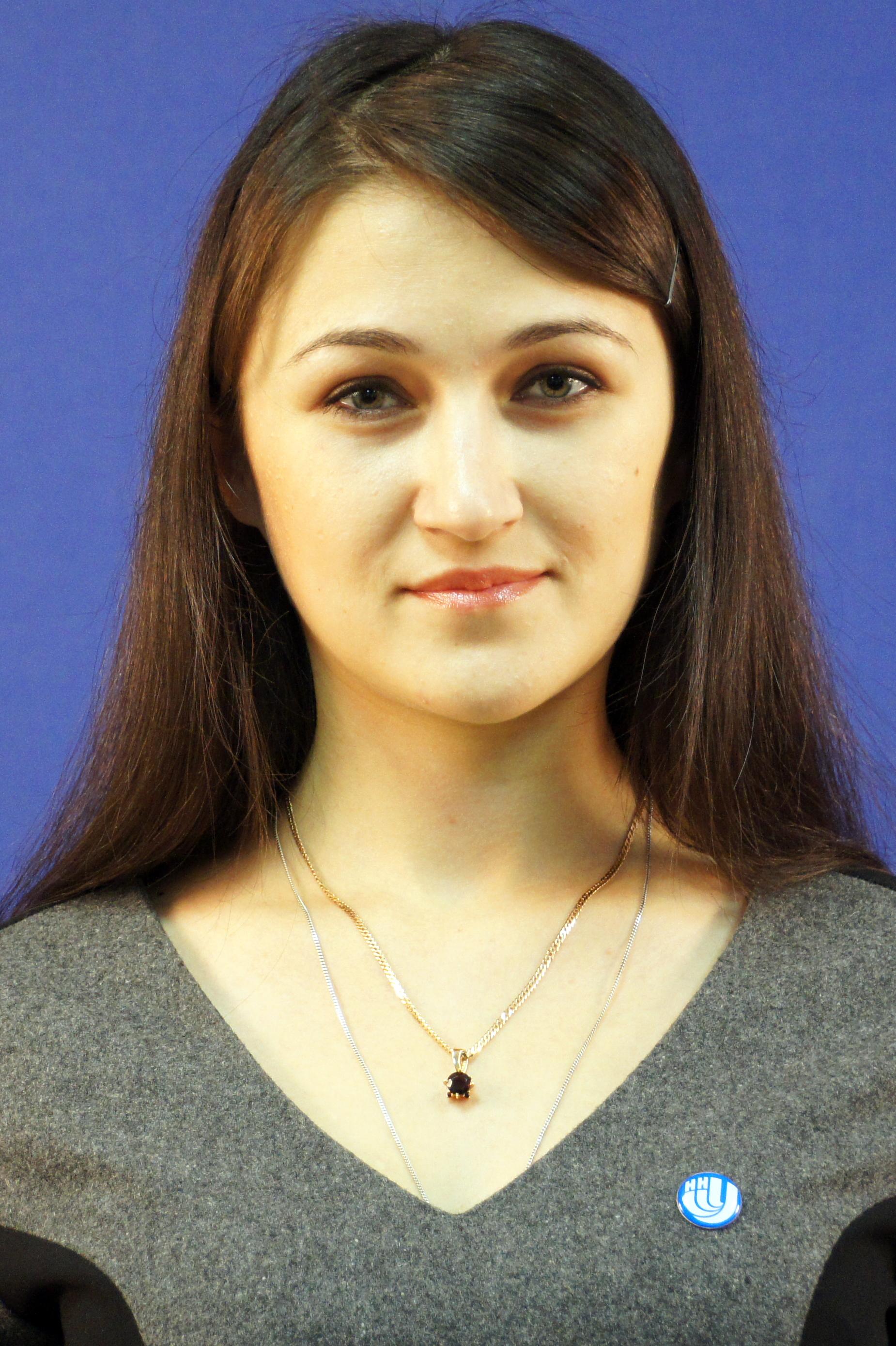 Васляева Марина Евгеньевна