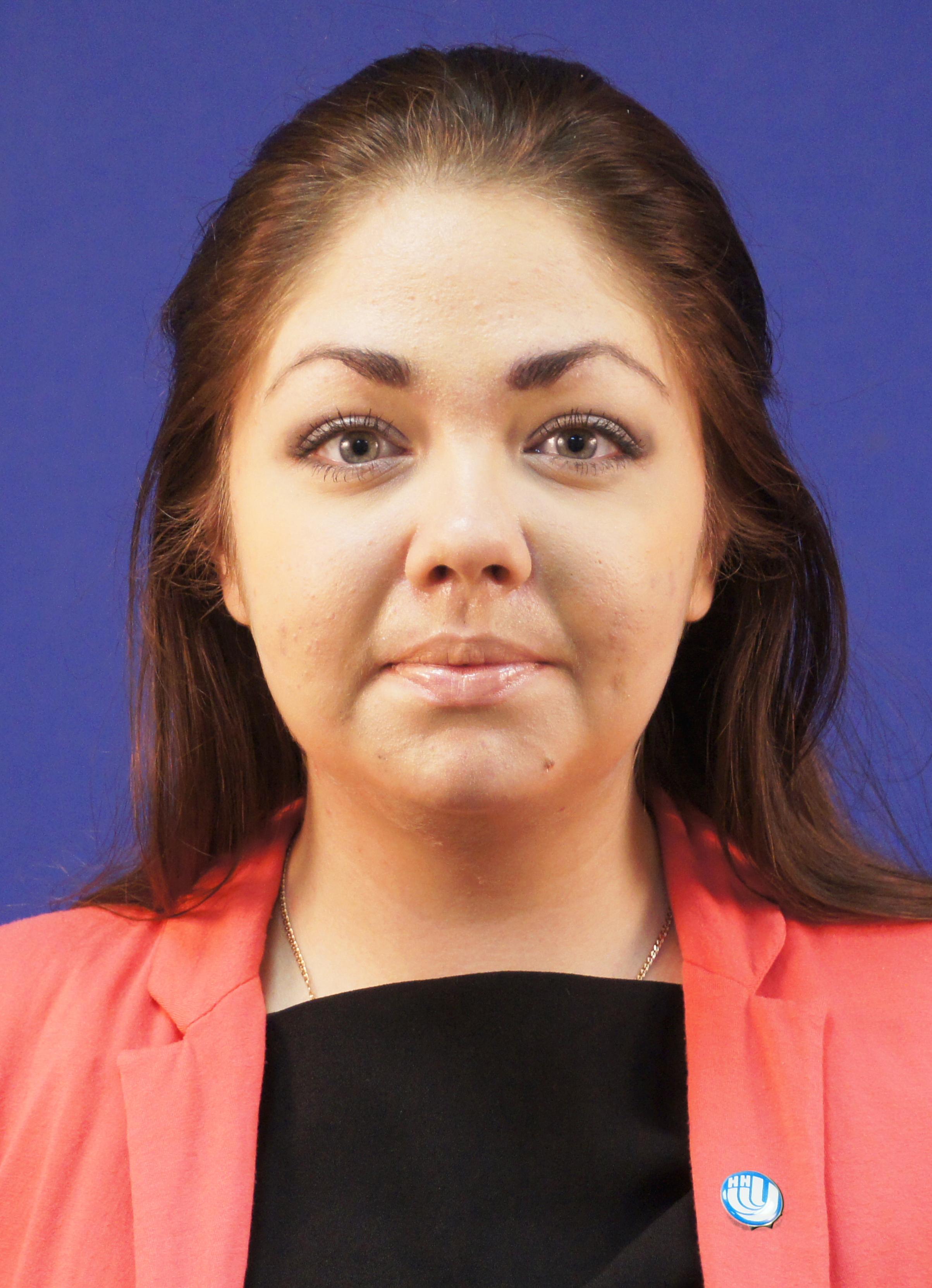 Логинова Анна Вадимовна