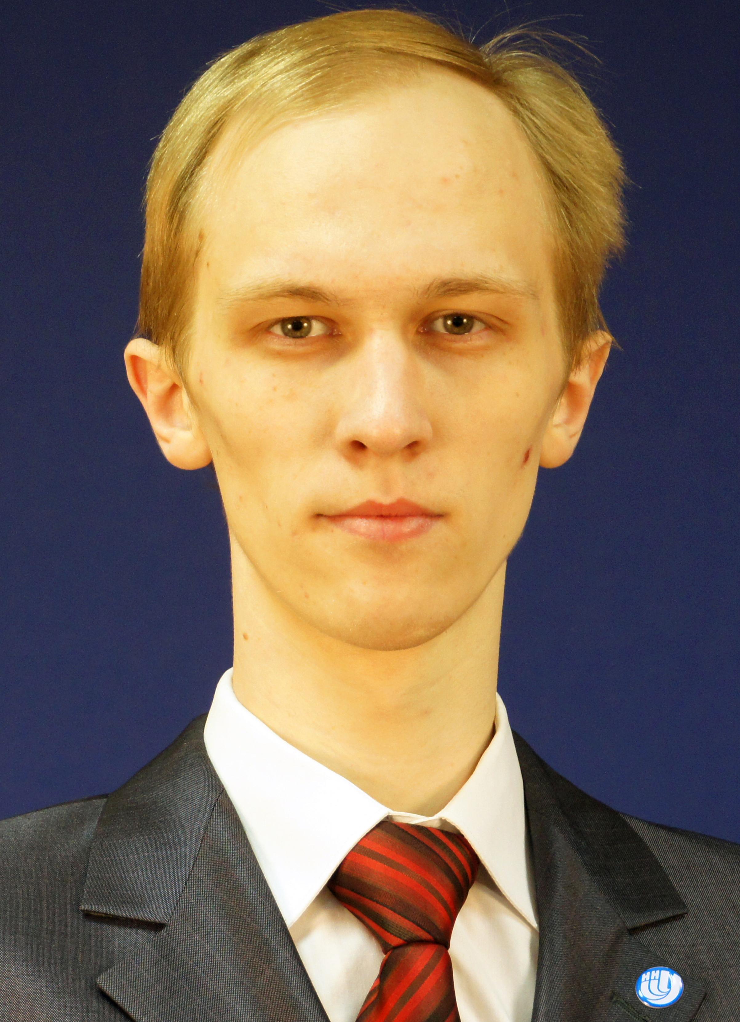 Мазуркевич Даниил Алексеевич