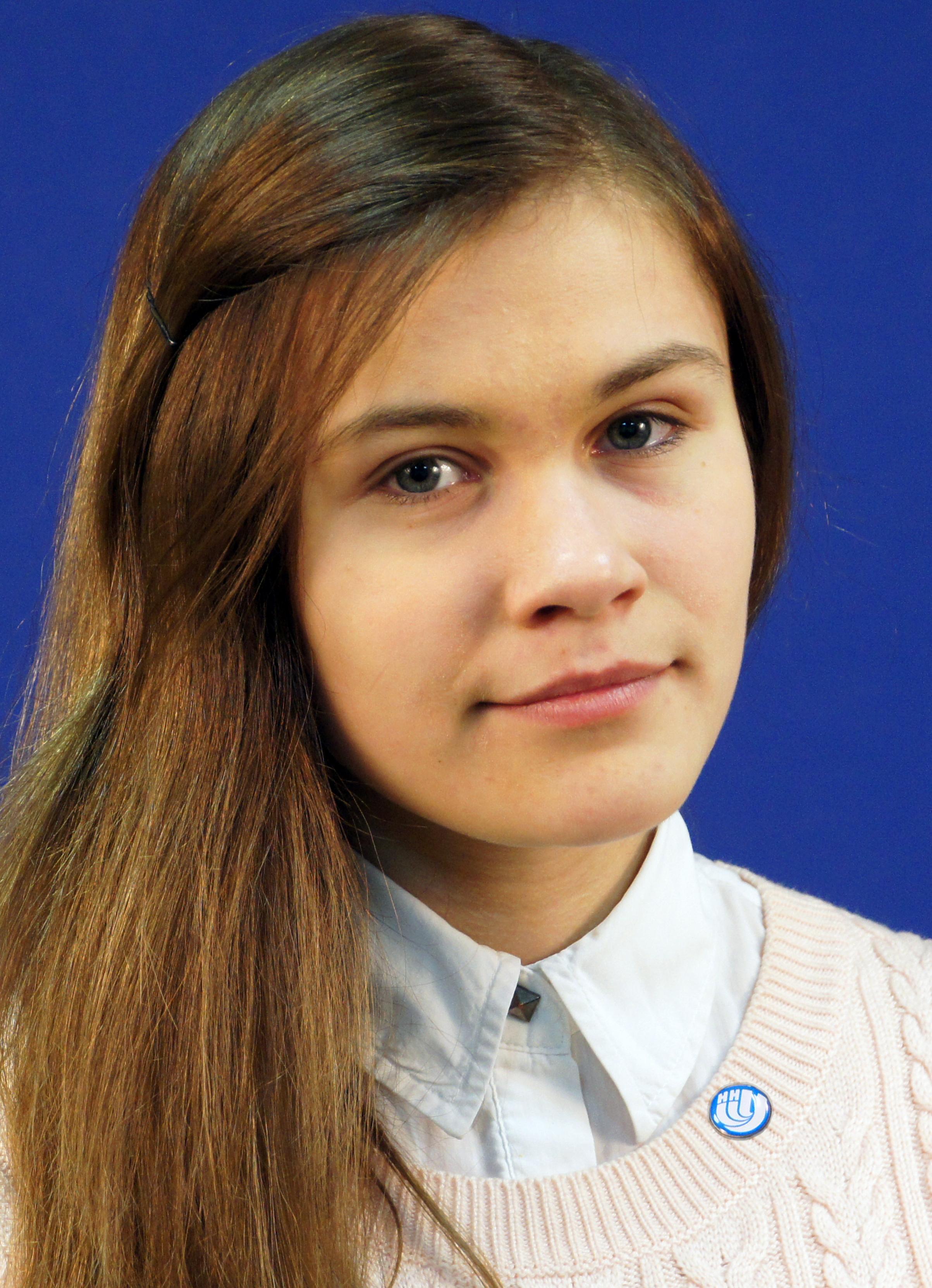 Минеева Дарья Павловна