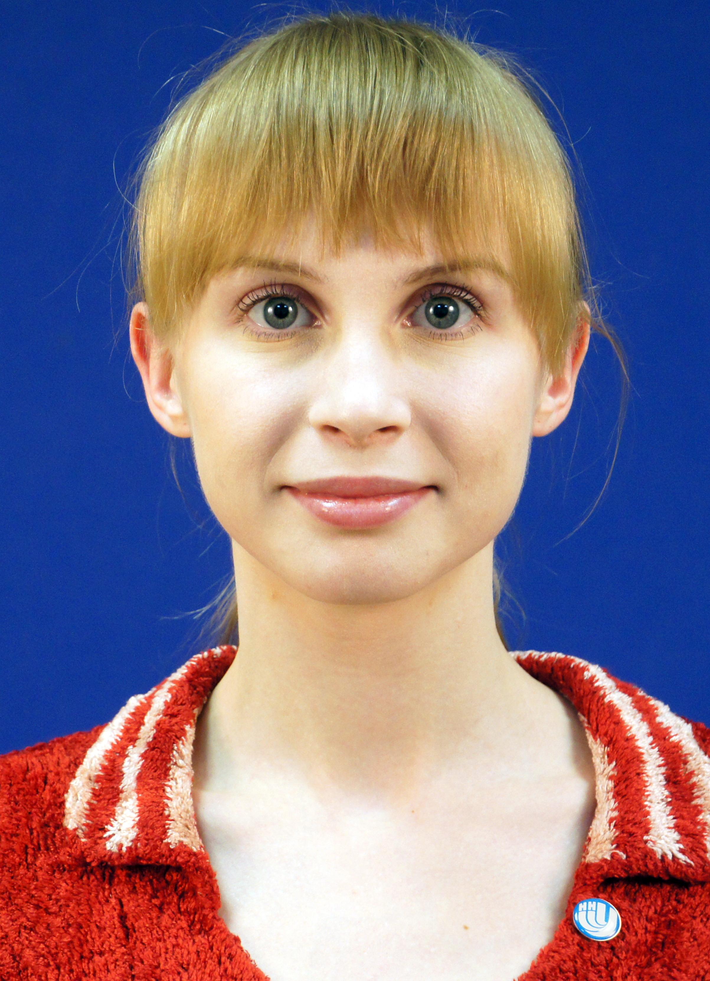 Семина Мария Михайловна